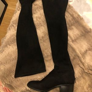 Steve Madden Over the Knee Boots Size 9